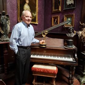 Ronald J. Fields Piano } Emmy Poulter Ma