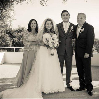 James & Chelsea Garcia Wedding