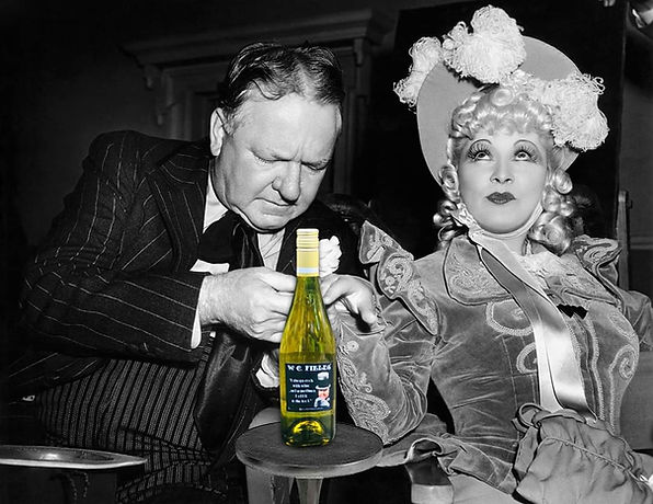 W.C. Fields Wine | Mae West