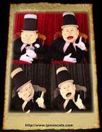 W.C. Fields Lifesize Puppet