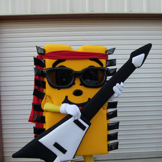 Rock Star Charlie Chip