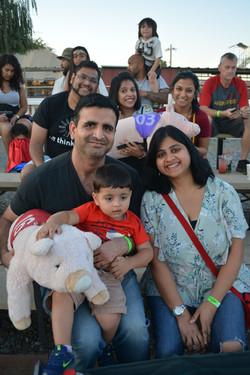 "The ""Cazares"" Family"