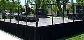 Stage Rental 12' by 24'