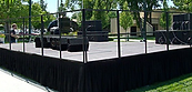 Stage Rental 6' by 8'