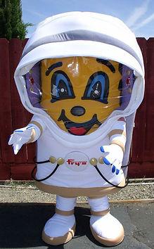 Intermission Productions Mascots 209-814-1994
