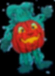 Dell'Osso Pumpkin Man
