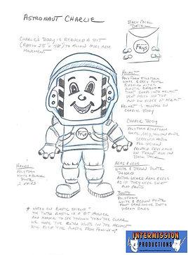 Fry's Electronics Astronaut Masco