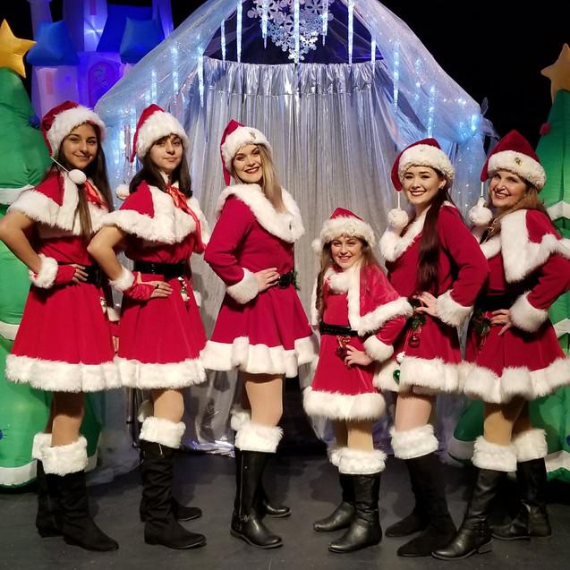 Sleigh Girls Grand Theatre