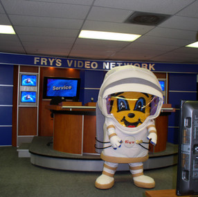Astronaut Charlie Chip In Store