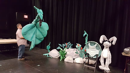 Aesop's Acting Camp 2017