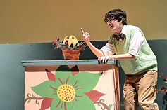 Audrey II Plant Rental Little Shop of Horrors - Intermission Productions  209-814-1994