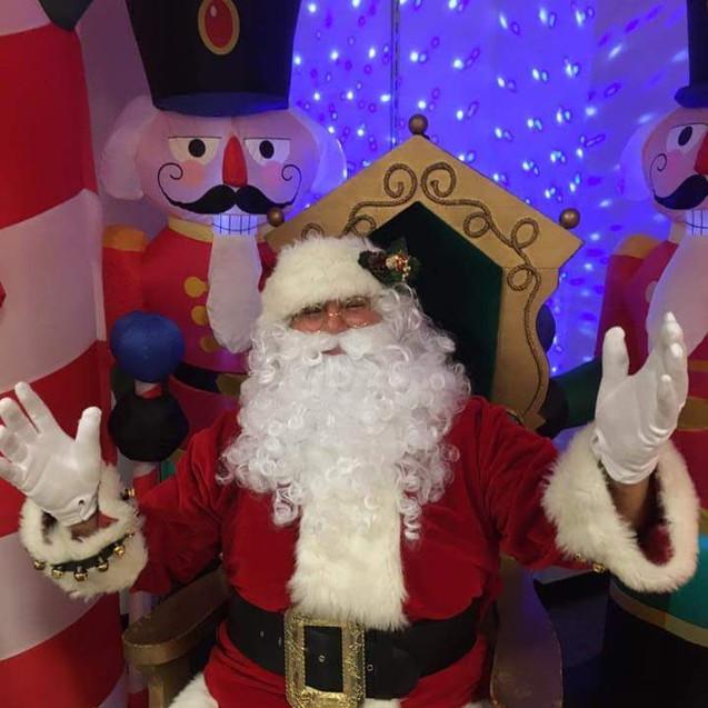 Santa's Events 2017
