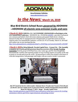 Adomani News March 14, 2019