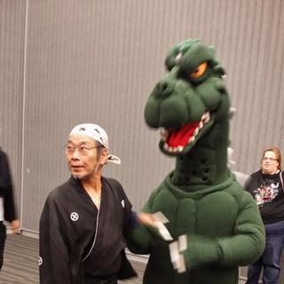 Godzilla   Ken Satsuma
