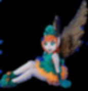 Dell'Osso Pumpkin Fairy