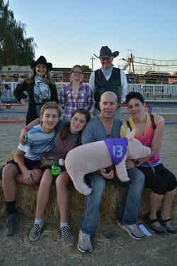 Washington State Family