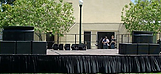 Stage Rental 12' by 32'