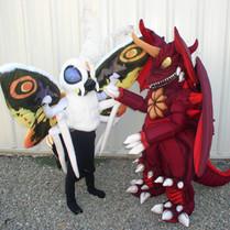 Mothra & Destroyah
