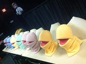 Custom Puppets & Workshops