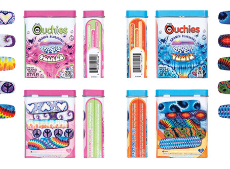 Ouchies Bandages   $18