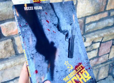 The Deadliest Echo Book Jacket Project