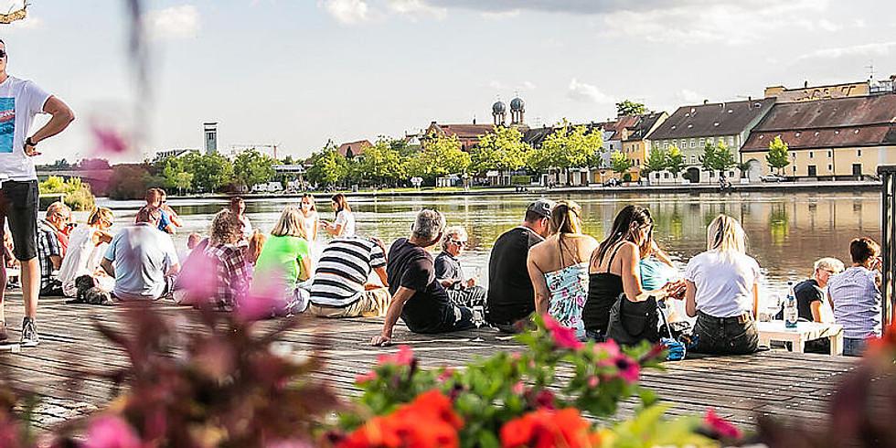Stadtschoppen in Kitzingen - Wir sind auch dabei
