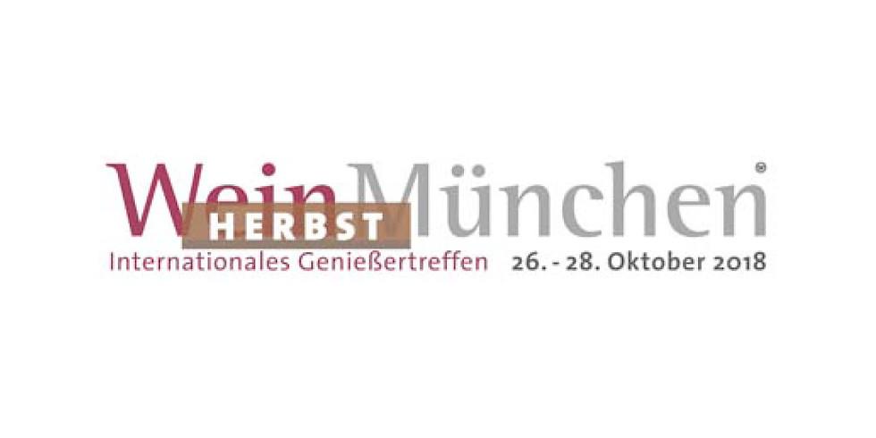 WeinHerbst München 26.-28.10.2018