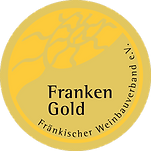 Goldmedaille Franken Winzerhof Burrlein