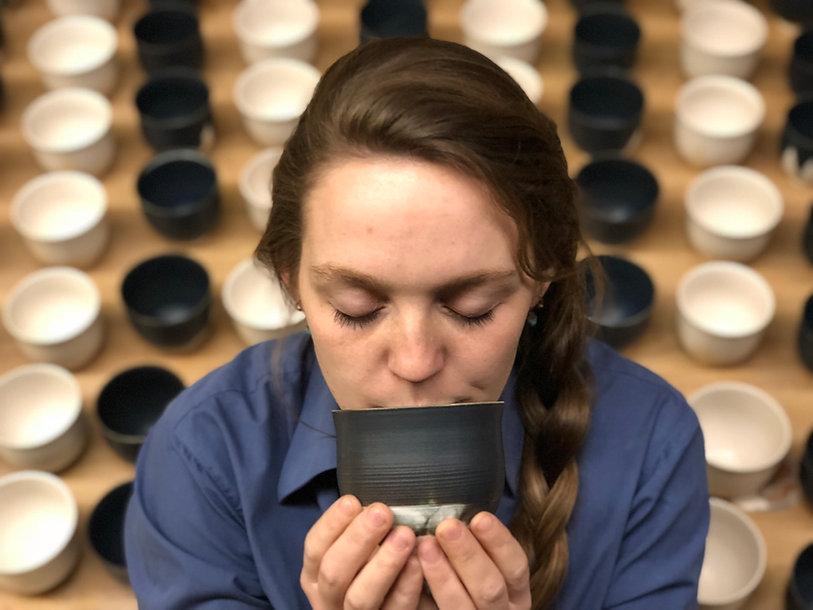 portrait bol à thé