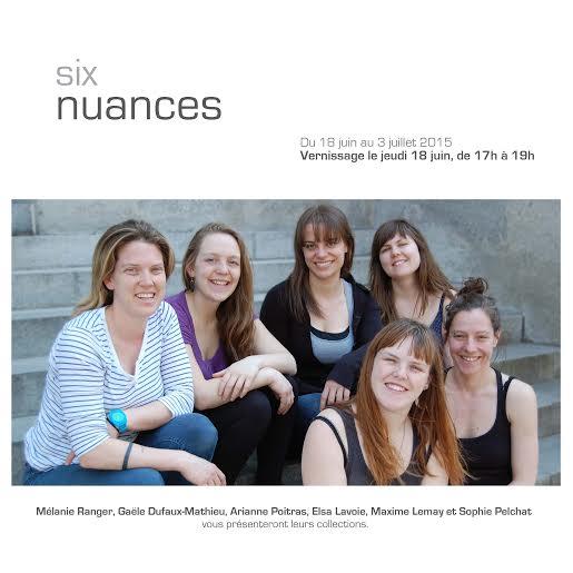 Six Nuances