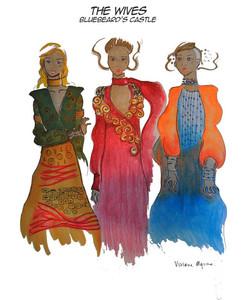 Bluebeard 3-Wives