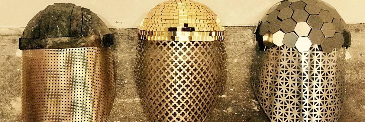 Disco Ball Face Shield, Stone Face Shield, Silver Tile Face Shield