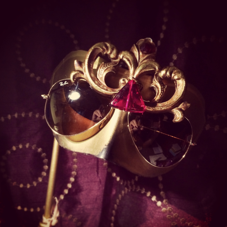 Mask Flirty & Caprice