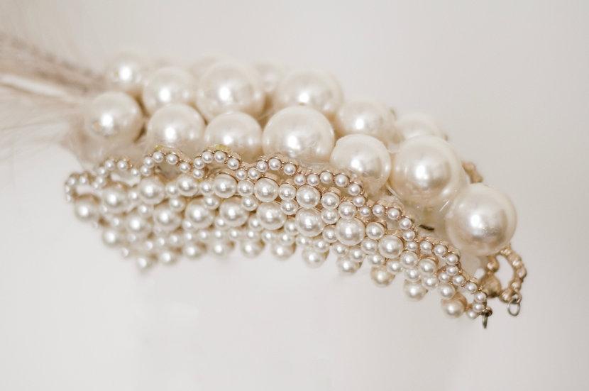 Pearl Headdress
