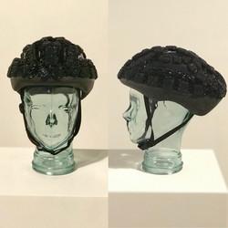 Bejeweled Bedazzled Bicycle Helmet