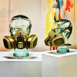 Bejeweled Respirator