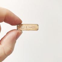 Alli & Harri Product Tags