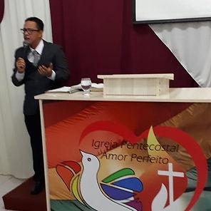 Culto de oração e interseção