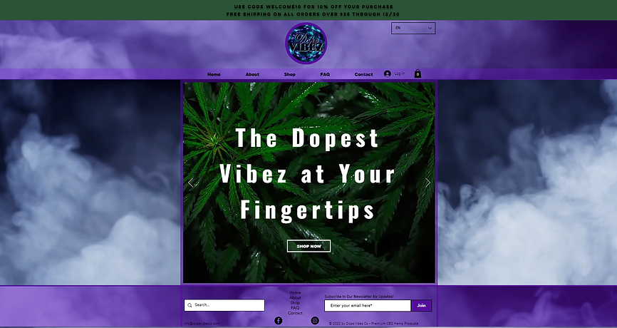 Dope Vibez Co Website.png