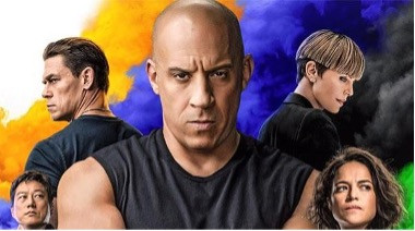 Fast & Furious 9 Returns with Strong Opening Weekend