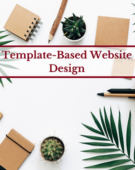 Wixed It Template-Based Website Design