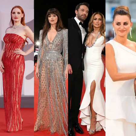 Best Looks of the 78th Venice Film Festival