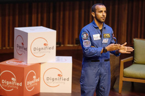 Expo 2020 Launches Space Week in Association with UAE Space Agency