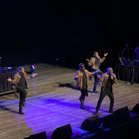 R&B Legends Group 112 and Jagged Edge Hit the New York Stage