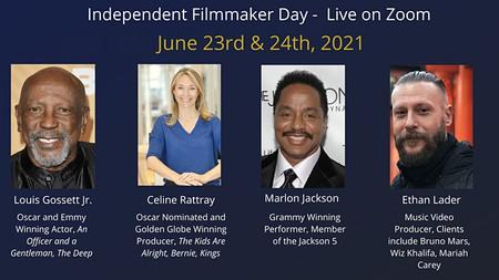 Lou Gossett, Jr. Headlines Independent Filmmaker Day 2021