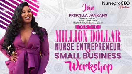 CEO of the Million Dollar Box Priscilla Jankans Talks Entrepeneurship