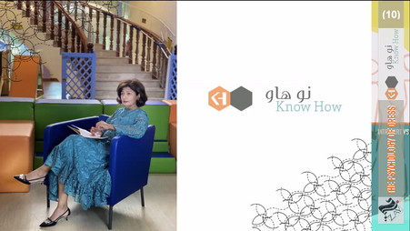 Haifa Al Mubarak Speaks on The Psychology of Dress With  The Zay Initiative