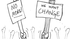 Does Activism work?  The call for social change.
