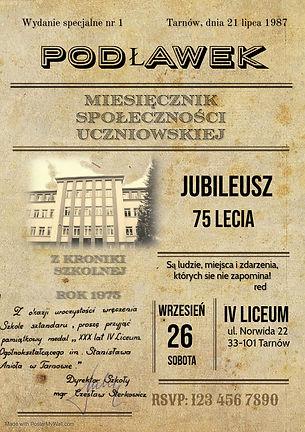 Podławek - gazetka szkolna.
