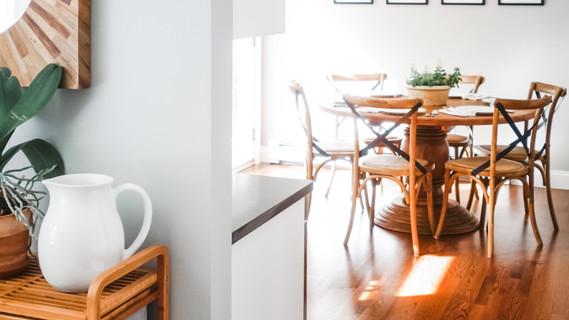 modern traditional kitchen renovation ea